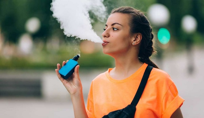 Vaping Harm Your Mental Health